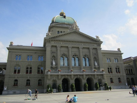 Parlamento Suíço