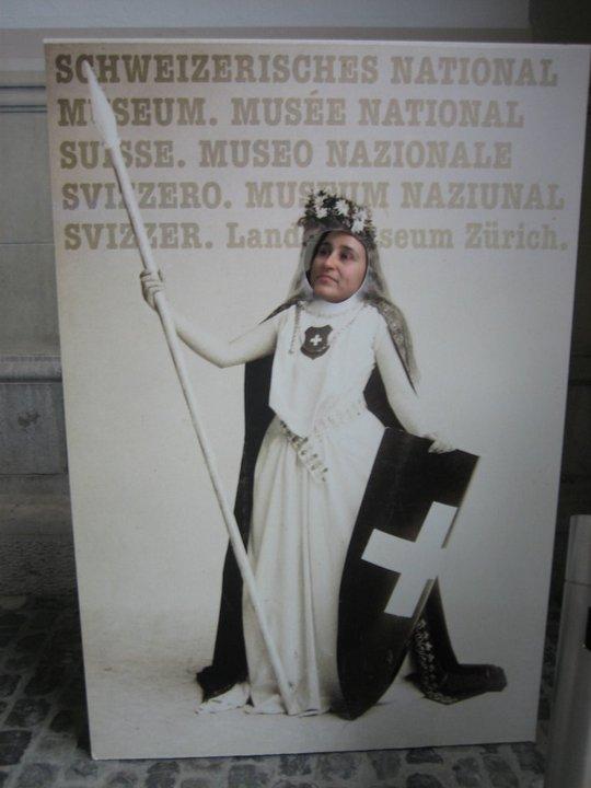Museu Suíço - Zürich