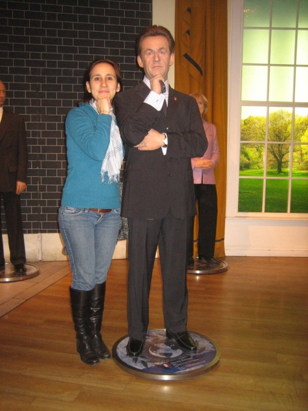 Madame Tussauds - Londres