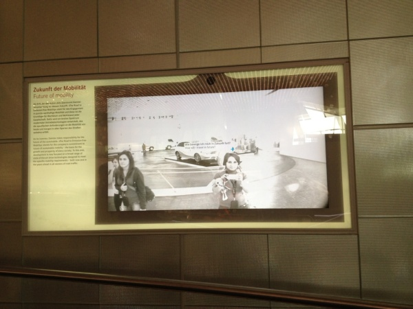 Museu da Mercedes - Stuttgart - Alemanha
