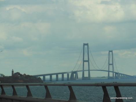 Ponte entre Nyborg e Korsor