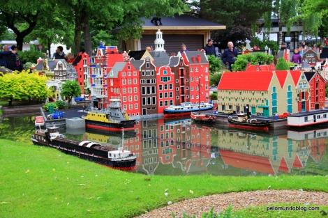 Miniaturas de cidades e locais da Dinamarca