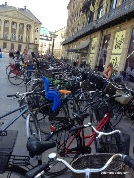 Amsterdam? Não.....Copenhagen