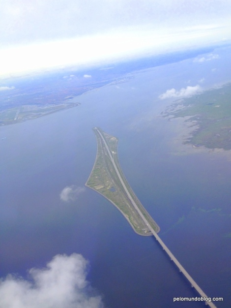 Ponte entre Copenhagen e Malmö