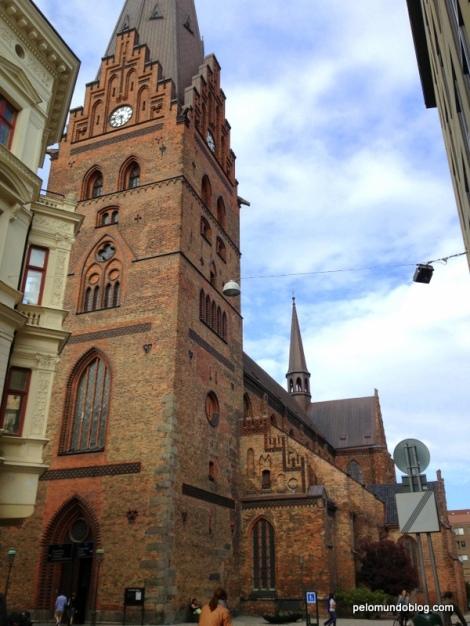 Sankt Petri kyrka (Catedral de São Pedro)