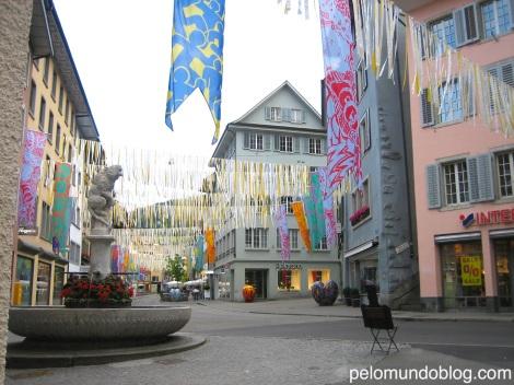 Centro de Baden.
