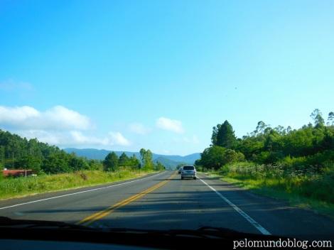 A caminho de Santa Maria - RS