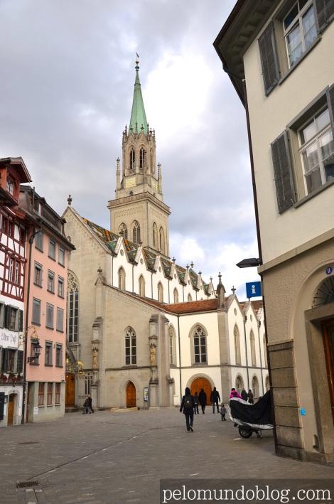 Igreja St. Laurenzen