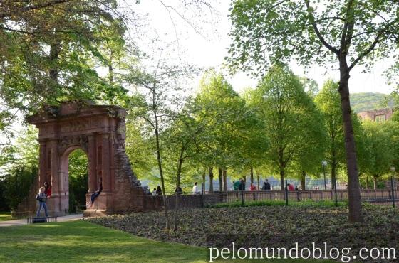 Jardim do Castelo.