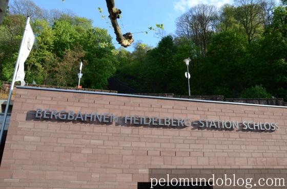 Estação do castelo.