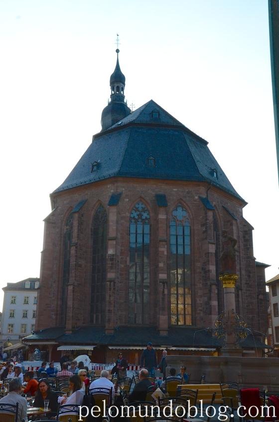 Heiliggeistkirche (Igreja do Espírito Santo).