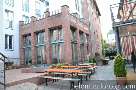 Restaurante Kulturbrauerei