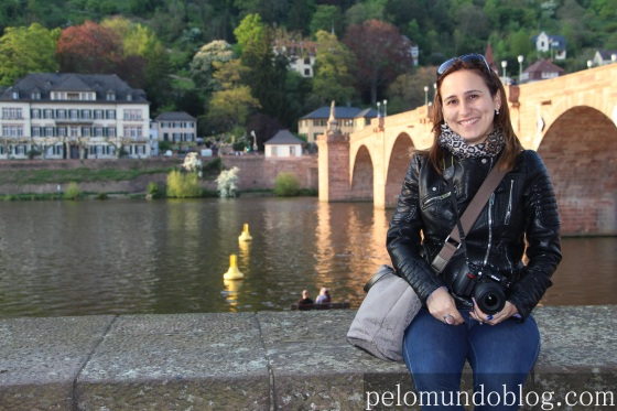 Na Alte Brücke. Foto: Andre Langaro