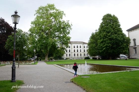 Stadtgarten.