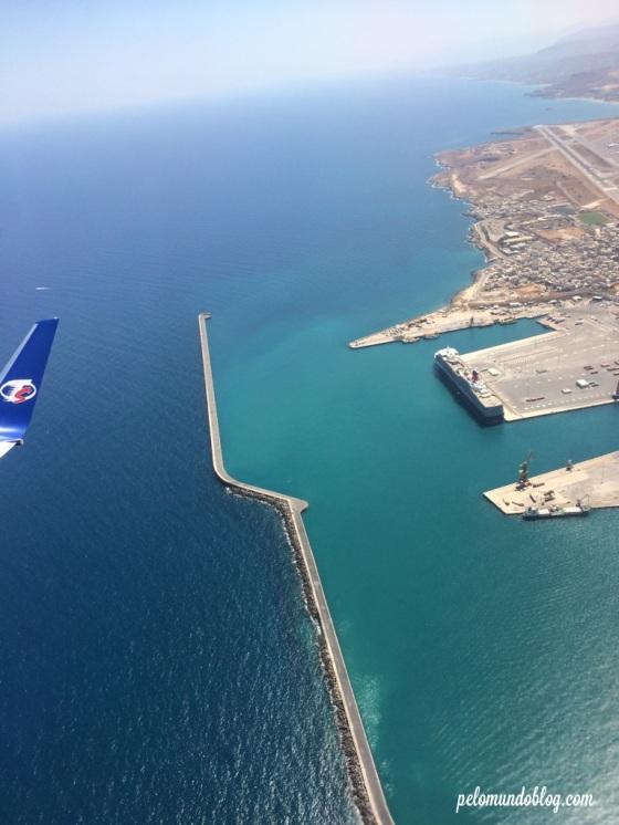 Bye, bye Creta!