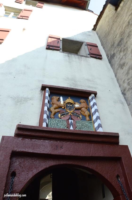Os ursos, símbolo de Berne.