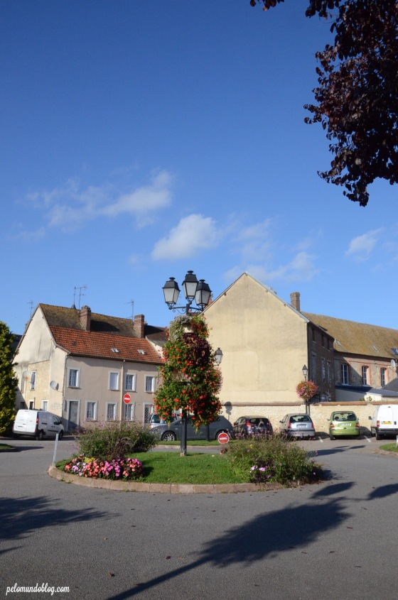 Pacy Sur Eure, na regiao da Normandia.