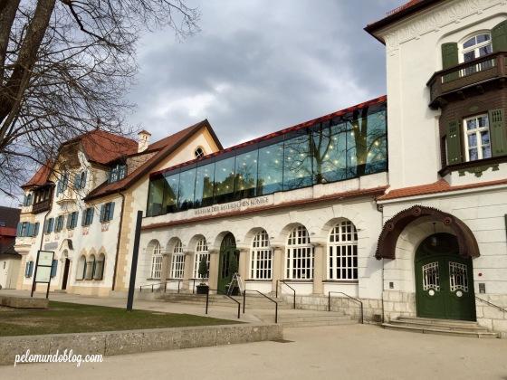 Museu dos Reis da Baviera.