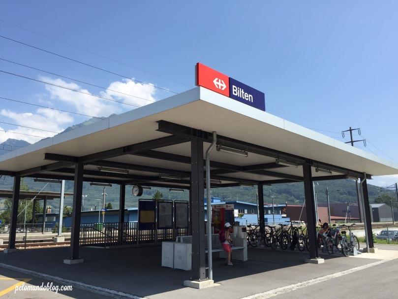 Estação de Bilten.