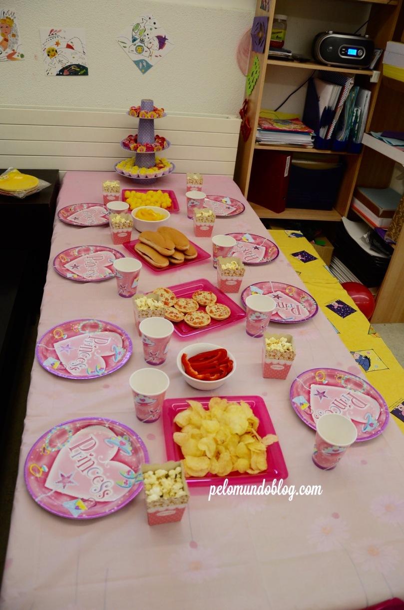 Festa de 6 anos no Spielgruppe.