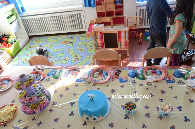 Festa de 7 anos no Karussel.